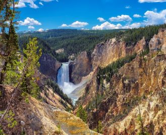 Yellowstone National Park Discovered