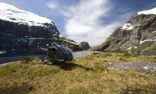 Ultimate luxury tour of New Zealand