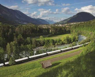 Luxury Rail: Venice, London and the Orient Express