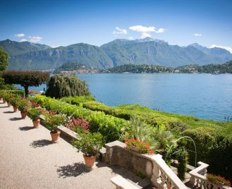 North Italy and the Lakes
