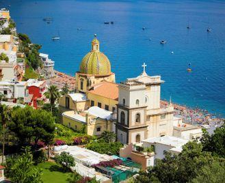 Southern Italy and Amalfi Coast