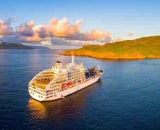 French Polynesia cruise on the Aranui 5