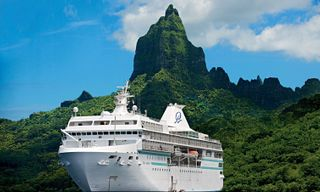 Cook Islands and Society Islands cruise on the Paul Gauguin