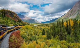 Alaska by Train and Self-Drive