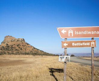 Battlefields and Midlands
