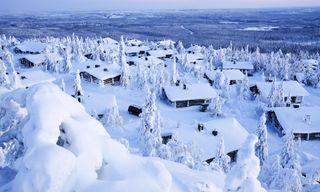 Iso-Syöte Snow Adventure