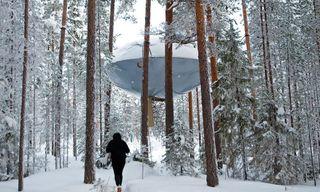 Icehotel & Treehotel, Sweden