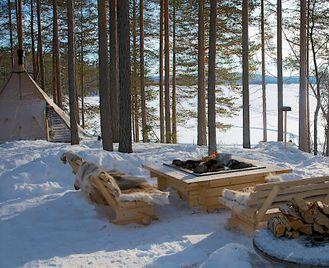 Sörbyn Lodge & Aurora Safari Camp