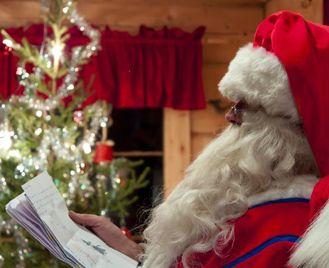 Santa In Lapland Harriniva Break, Finland