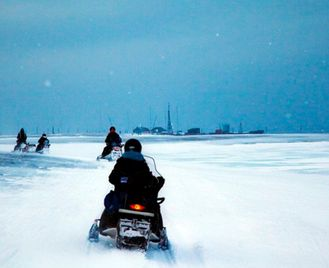 Arctic Luxury: Across The Polar Land