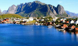 Bodo And The Lofoten Islands