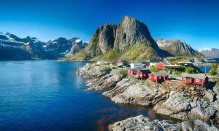 Bodo And The Lofoten Islands