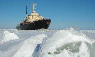Kemi Icebreaker & Snowcastle