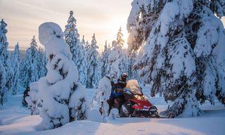 Finnish Lapland: Rovaniemi & Santa'S Village