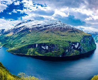 Sognefjord, Nordfjord & Geirangerfjord
