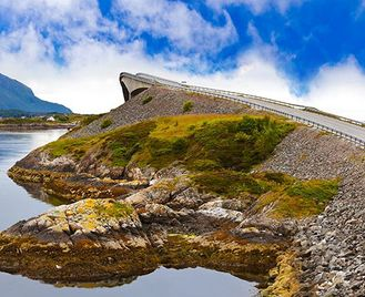 Bergen And The Atlantic Road