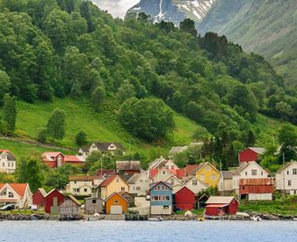 Fjord Escape To Bergen & Balestrand
