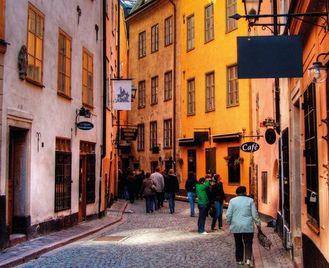 Stockholm City Break At Clarion Sign