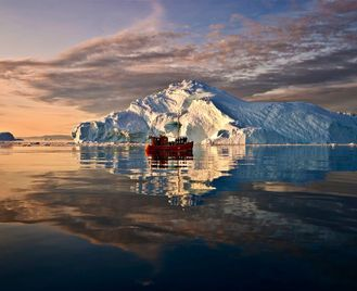 Volcanoes & Ice – Iceland & Greenland