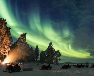 Arctic Escape To Wilderness Hotel Nangu