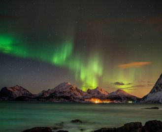 Lofoten Aurora Break