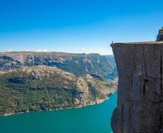 Stavanger & The Pulpit Rock