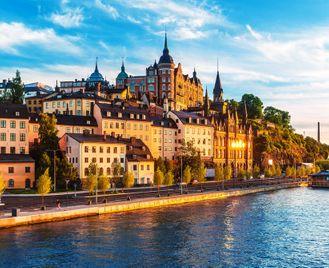 Scandinavia'S Nordic Noir Cities By Rail