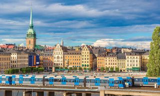 Scandinavian City Odyssey By Rail & Sea