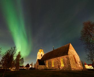 Northern Lights City Break In Luleå
