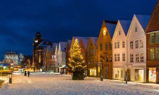 Winter Break To Bergen & The Fjords