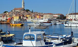 Cycling the Istrian Peninsula