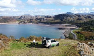Scotland 7 Nights Self Drive Luxury 4x4 Adventure