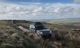 Wales 7 Nights 4x4 Self Drive Adventure