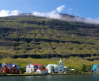 West Iceland Escape at Glacier Lodge