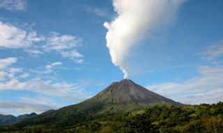 Costa Rica Volcanoes & Diving