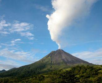 Costa Rica Volcanoes & Diving