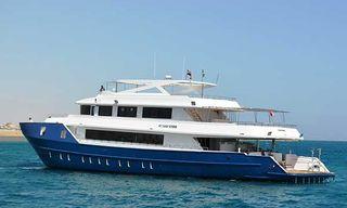 Oman Liveaboard Salalah & Hallaniyat Islands