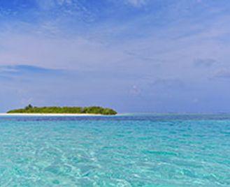 Untouched Maldives