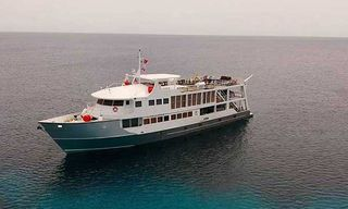 Cayman Islands Liveaboard