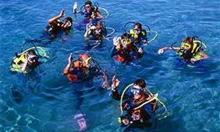 Learn To Dive In Jordan
