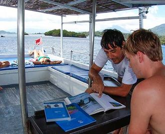 Learn To Dive Indonesia