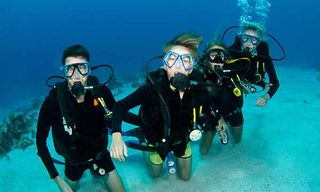 Learn To Dive & Marine Conservation (Owa)