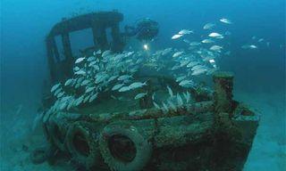 Grenada Wreck Week