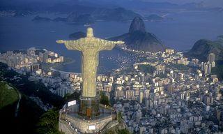 Brazilian Coast, Capitals & Chapadas