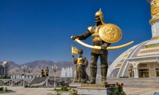 Exploring Beyond Ghengis Khan