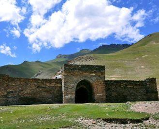 Nomadic Central Asia & Mongolia