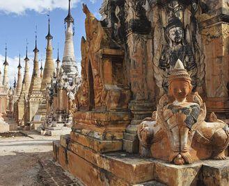Burma: Discover A Timeless Culture