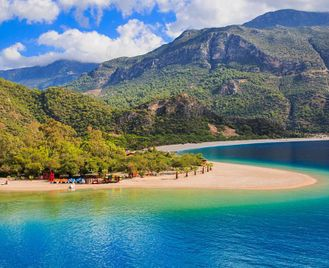 Turkey: Landscapes And Paradise Beaches