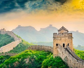 China: Temples, Landscapes, And Cities