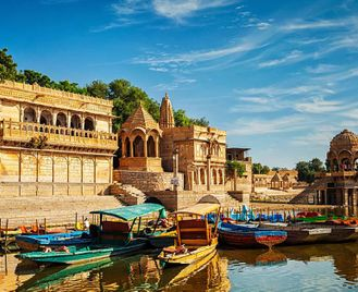 India: Classic - The Wonders Of Rajasthan